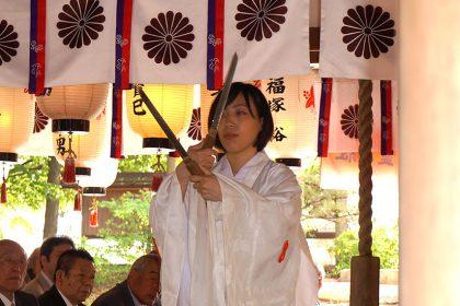 太太神楽祭 6