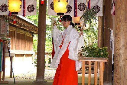 太太神楽祭 7