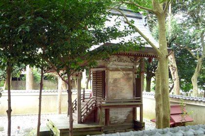 御霊神社 二見 社(近)