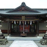 御霊神社 黒駒町