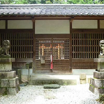 御霊神社 小島