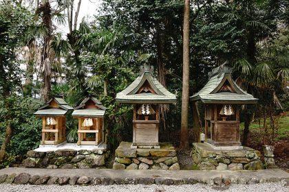 御霊神社本宮 社