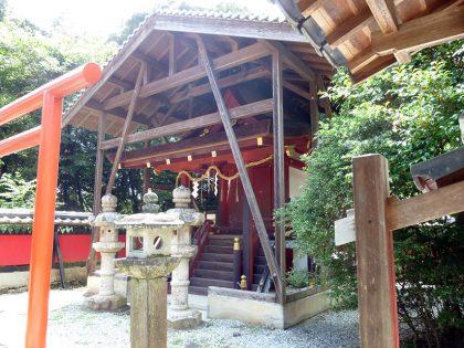 龍池神社 三在 本殿