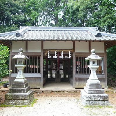 宮前霹靂神社