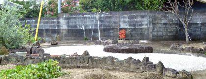 霊安寺 跡