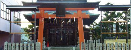 御旅所(恵比須神社)
