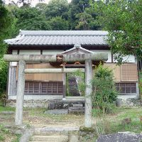 八坂神社 畑田
